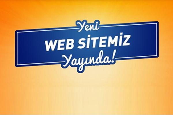 Web Sitemiz Yayında !